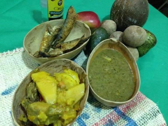 Tropical Feast