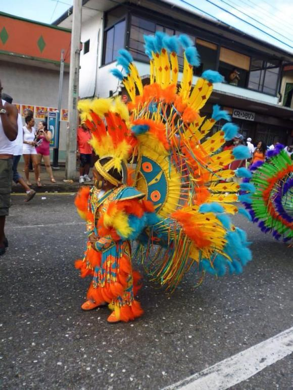 Some pictures from Kiddes Carnival St James Trinidad