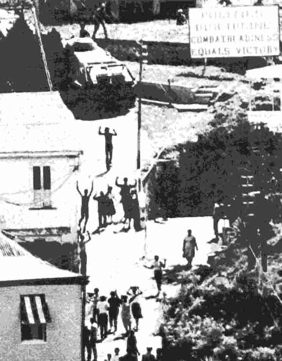 Surrender (October 1983)
