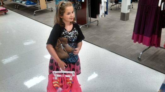 Pre Teen Fashionista