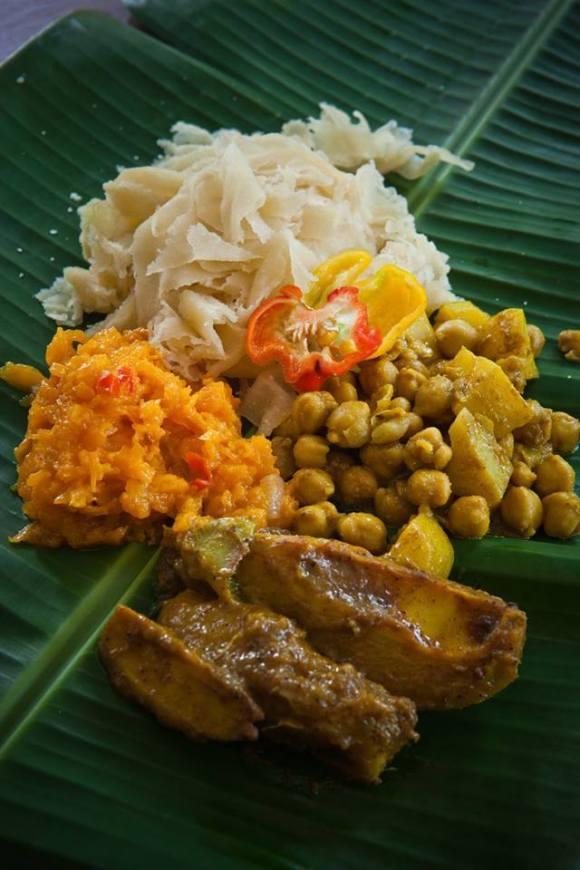 Dis ah Trinidad Food